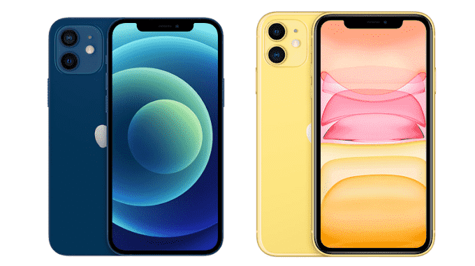 Apple iPhone 11 vs 12: Difference between prices, camera, performance and look