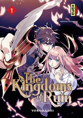 The Kingdom of Ruin tome 1 : la chasse aux sorcières