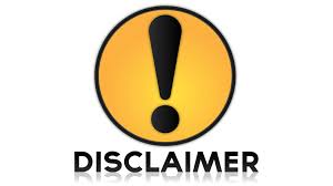 HOW TO MAKE A DISCLAIMER PAGE FOR BLOGGER WEBSITE