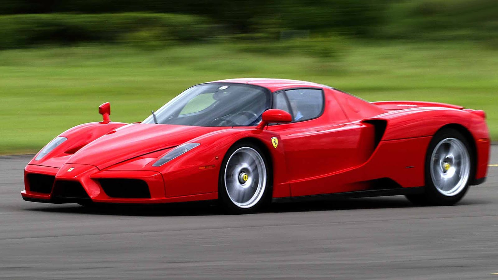 Ferrari Enzo 2014 Wallpaper