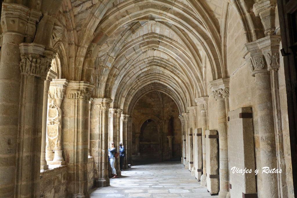 Claustro de la Catedral de Plasencia