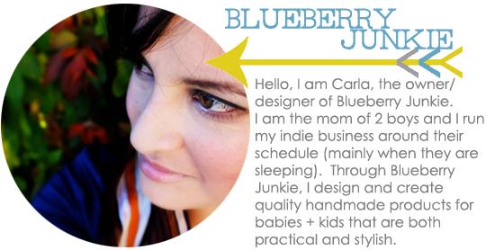 Blueberry Junkie