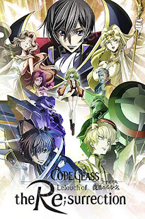 Film Code Geass: Lelouch of the Re;Surrection 2019