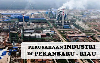 pabrik industri manufaktur di Riau