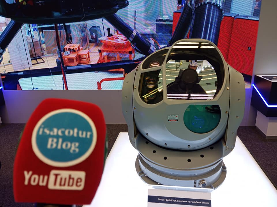SİHA'larda Kullanılan ASELSAN CATS Kamera Özellikleri Nedir? Verimlilik ve Teknoloji fuarı
