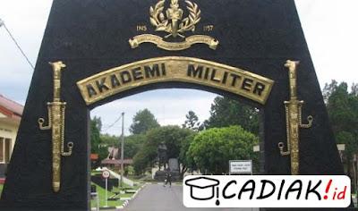 Syarat Pendaftaran Taruna Akademi Militer TNI Angkatan Darat 2021