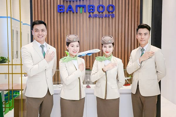 Đồng phục Bamboo Airways