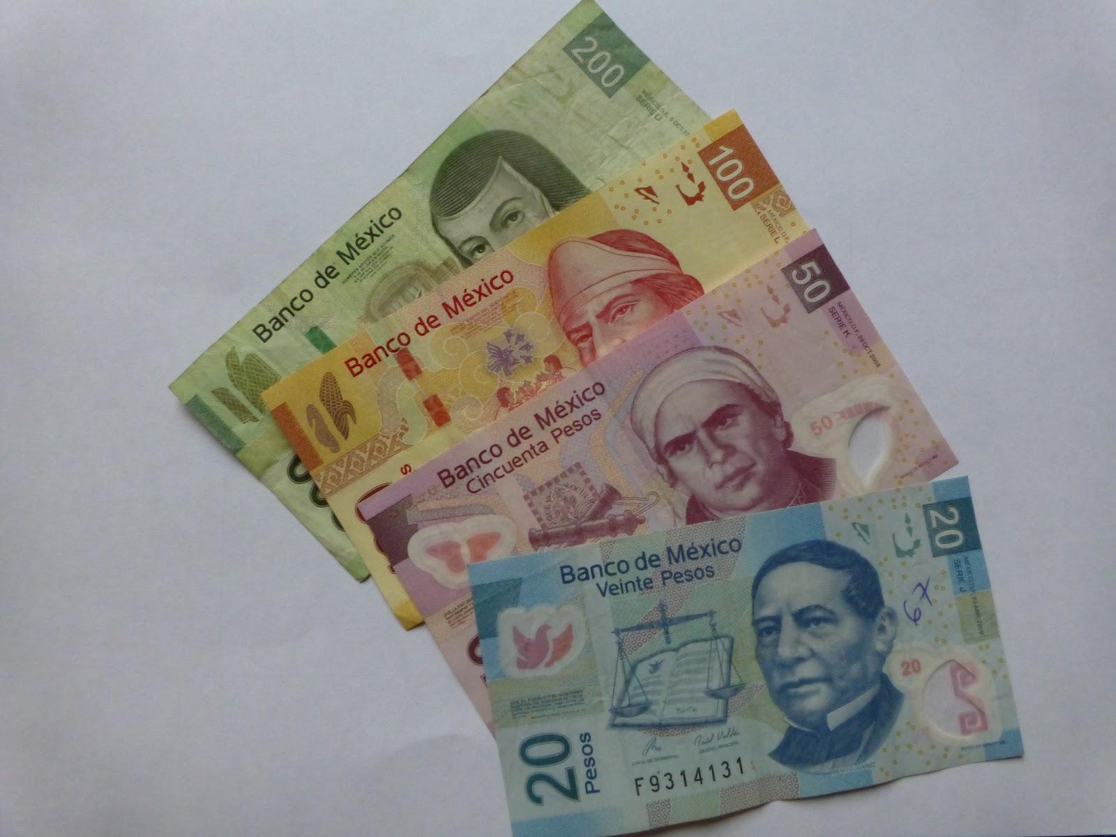 kurs peso mexiko
