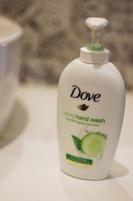 Dove tekuté mydlo na ruky