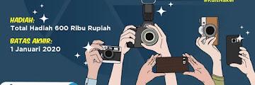 Lomba Foto Pelatihan Kerja #BLKeren Berhadiah Total 600 Ribu Rupiah