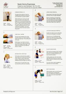 Software Fisioterapi, Home Program Fisioterapi