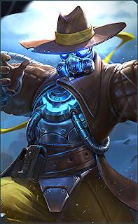 Yi Sun Shin Roguish Ranger Heroes Marksman of Skins V4