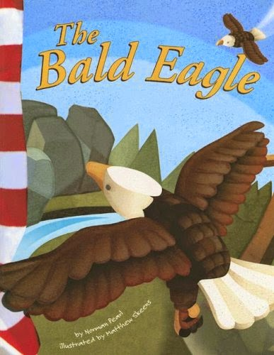 The Bald Eagle, part of book review list about the United States