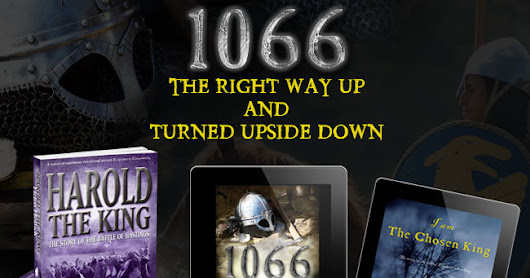 1066 The Right Way Up and Turned Upside Down... Whatever the Weather