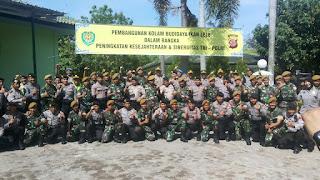 Polres Cirebon Kota Dan Bataylion Arhanud Se 14