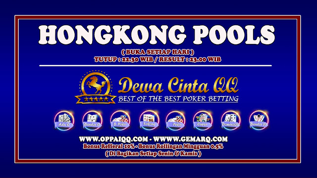 PREDIKSI HONGKONG SELASA 01 SEPTEMBER 2020