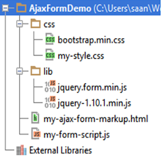 jQuery Ajax Form: Asynchronous Form Submit - DZone Web Dev