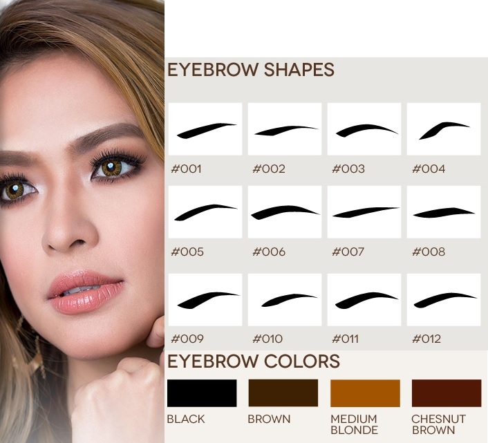 Bloggers Philippines Pretty Looks Kilay Confidence