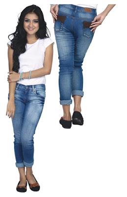 Model Celana Jeans Wanita