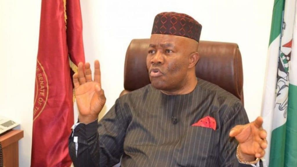 NDDC Probe: Akpabio opens up on alleged contract award to Hon. Tunji-Ojo #Arewapublisize