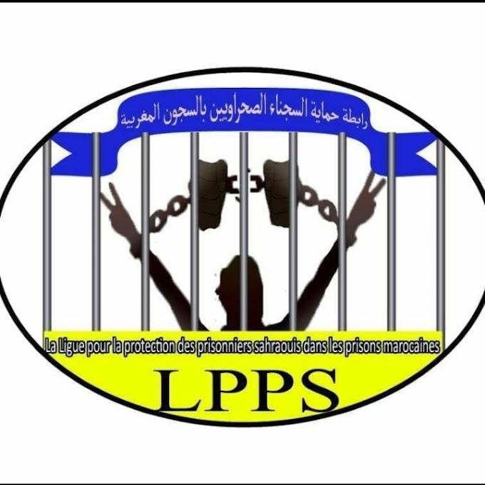 Breve informe sobre la evolución de los presos saharauis en varias cárceles marroquíes.