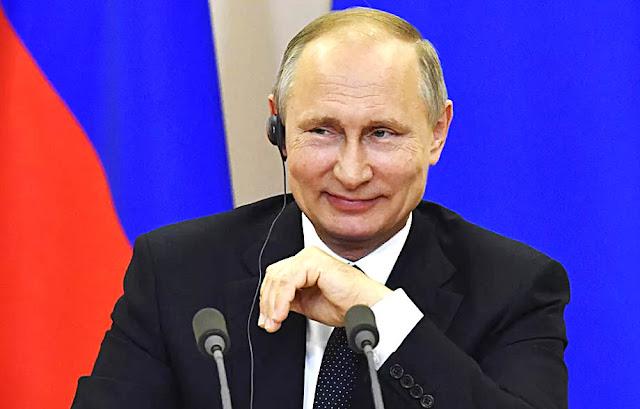 Когда родился Путин