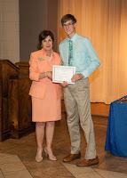 Montgomery Catholic Preparatory School Academic Awards Ceremony Held in May 3