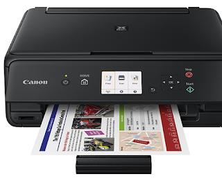 Canon Pixma TS5053 driver download Mac, Windows, Linux