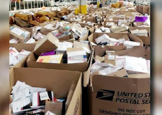 USPS Shipping Notice