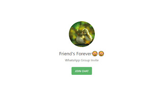 friends forever whatsapp group link