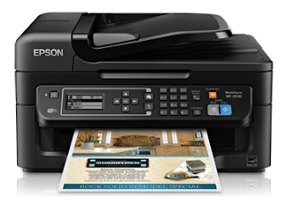 Epson WorkForce WF-2630 image