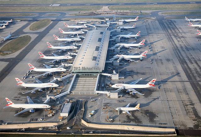 London Heathrown Bandara