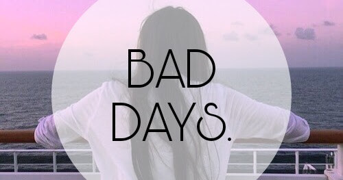 Bad days. #10dayswithme💕
