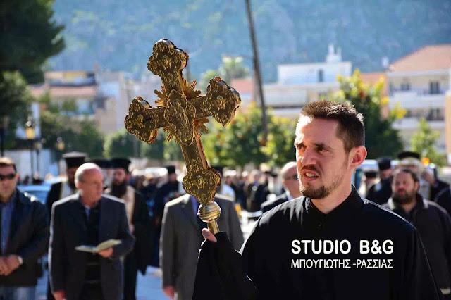Η Εκκλησία ενημερώνει για τον κορωνοϊό τους πιστούς