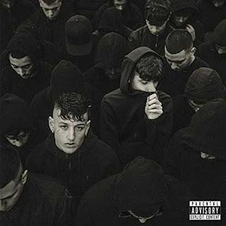 """Copertina Spotify del singolo """"Tuta Black"""" di Paky feat. Shiva"""