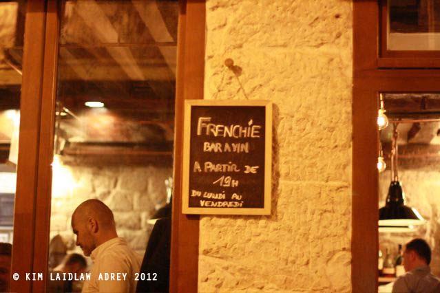 frenchie paris restaurant