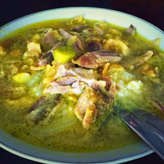 Soto Lamongan Cak Har, Kuliner Surabaya