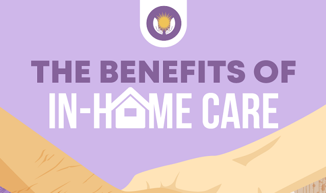 How are in-home care services beneficial?