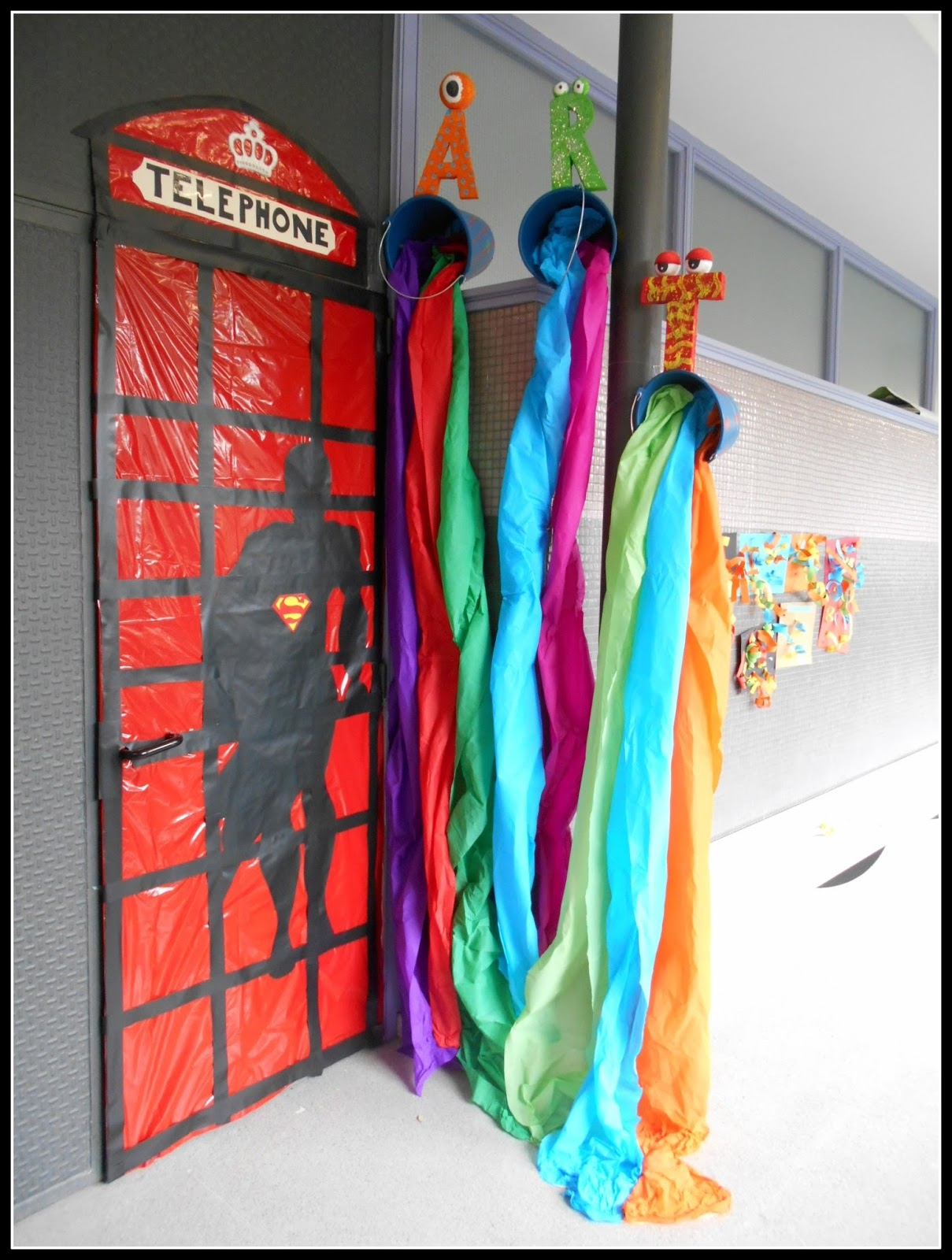 Esl Classroom Door Decoration ~ Englishcovas door decoration