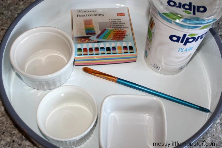 edible paint ingredients