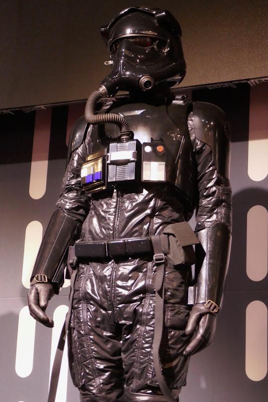 Star Wars First Order TIE Fighter pilot
