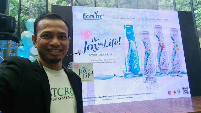 The Joy Of Life, minuman sarang burung dan kolagen,