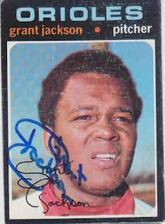1971 Topps, Grant Jackson