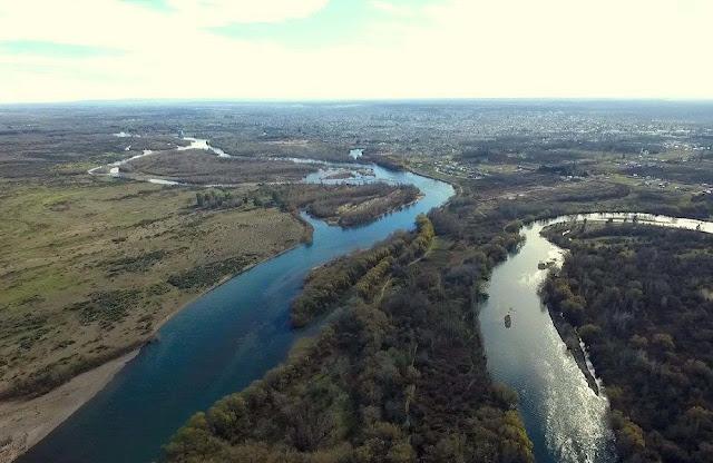 ALERTA por aumento en el caudal del río Negro, aunque no revestiría gravedad