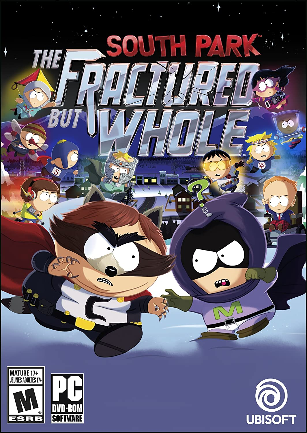 South Park The Fractured But Whole Torrent (PC)