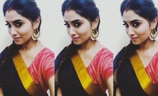 Pagal Nilavu Sneha Arjun Dubsmash Shivani Narayanan Dubsmash Tamil