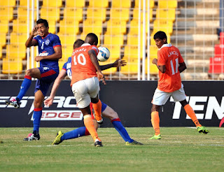 Hero i-League Results: 5th-6th March
