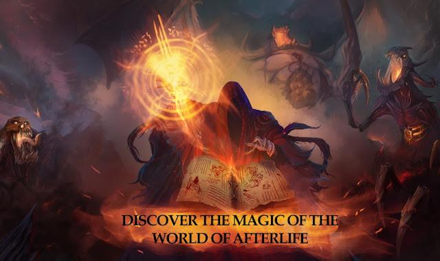 Afterlife%2BRPG%2BClicker%2BCCG Afterlife: RPG Clicker CCG v1.2.5 APK Apps