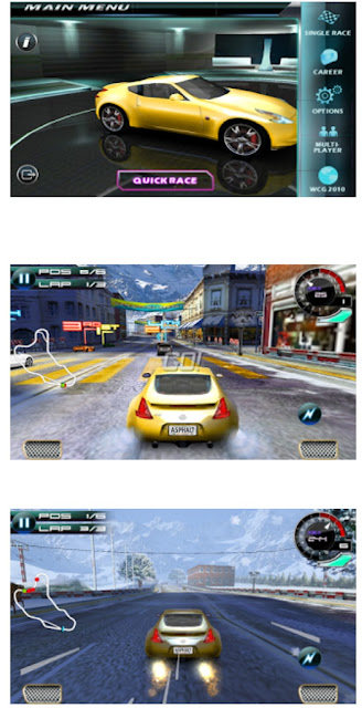 Download Asphalt 5 HD APK For Android