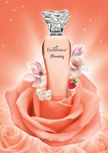 Enchanteur Stunning Memberi Aroma Keanggunan Yang Mempesona